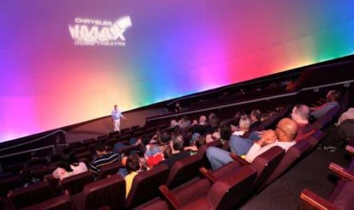 Chrysler IMAX Dome Theatre