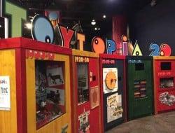 Toytopia exhibit