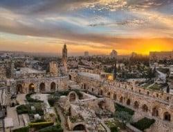 Photo for the JERUSALEM IMAX film
