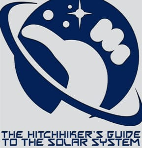 Hitchhiker's Guide to the Solar System