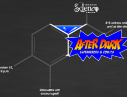 After Dark: Superheroes & Comics
