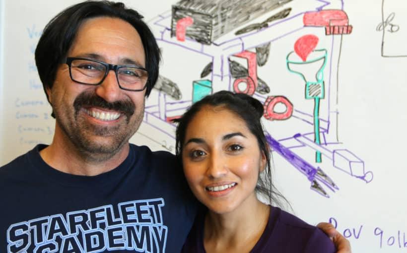 Engineer Angelica Hernandez